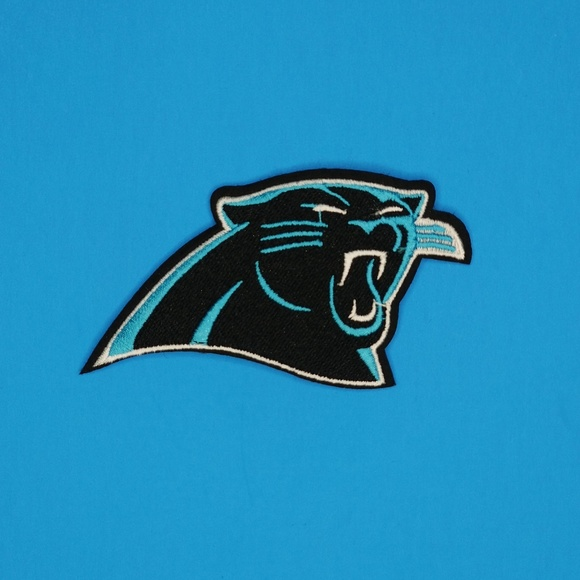 100% authentic b7187 e8d27 Carolina Panthers Iron or Sew On Patch